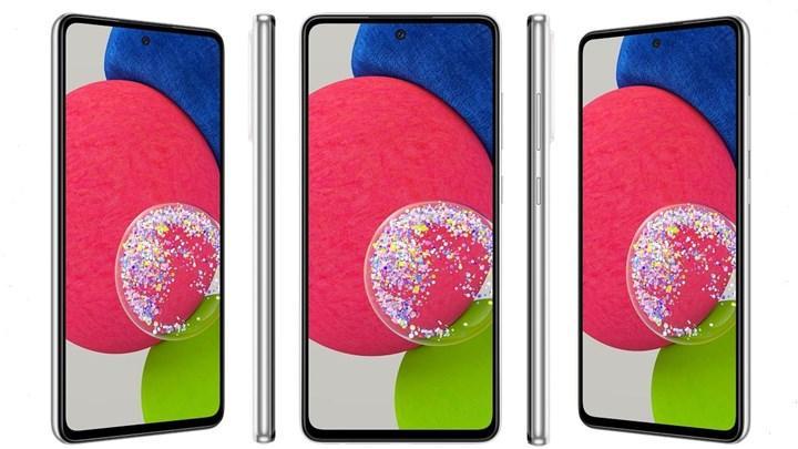 Samsung Galaxy M52 5G çok yakın