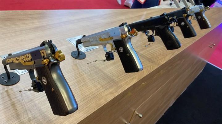 IDEF 21'e katılan TİSAŞ, tabanca ve piyade tüfeklerini tanıttı