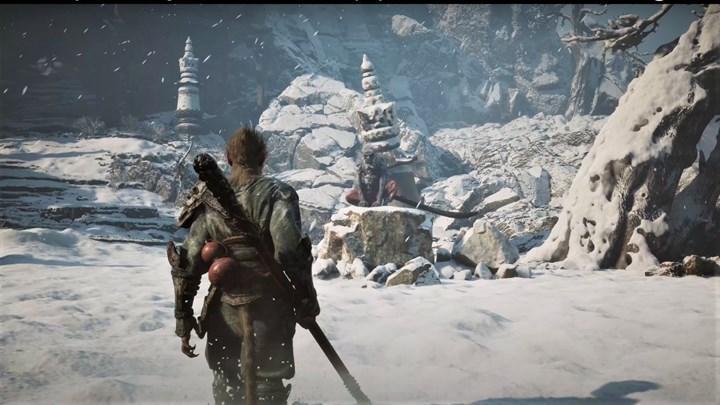 Black Myth: Wukong'tan oynanış videosu geldi
