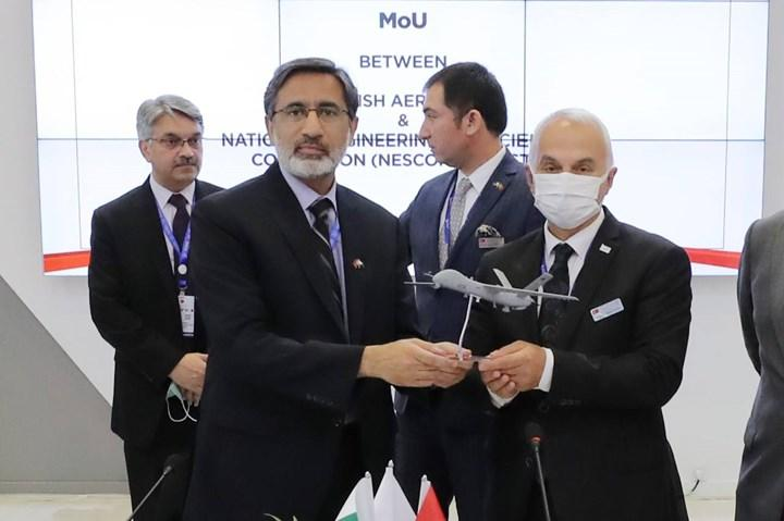 Anka İHA, Pakistan iş birliğiyle güçlendirilecek