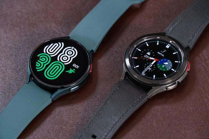 Galaxy Watch 4 serisi ilk güncellemesini aldı