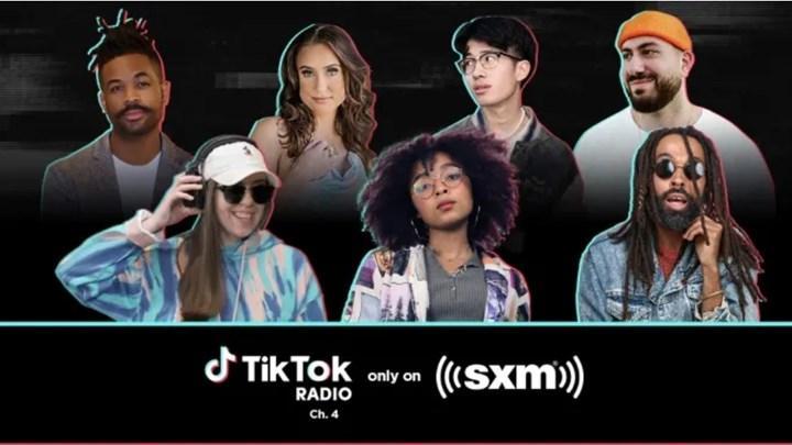 TikTok ve SiriusXM iş birliği