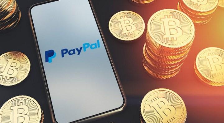 PayPal, Birleşik Krallık'ta kripto para hizmetlerini başlatıyor