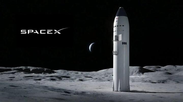 NASA, Ay görevi için SpaceX ile yaptığı sözleşmeyi beklemeye aldı