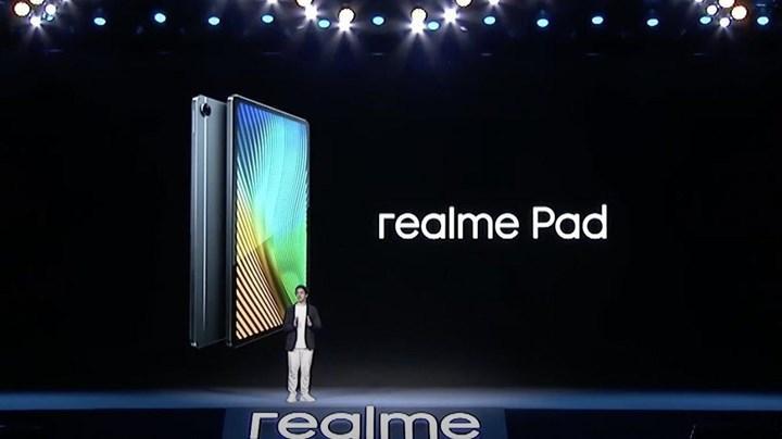 Realme Pad'in AMOLED ekran taşıyacağı doğrulandı