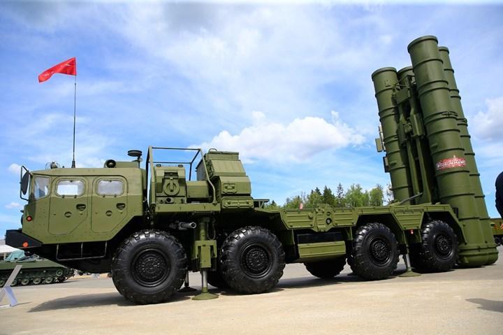 Türkiye yeni S-400 siparişi için sözleşme imzalayacak
