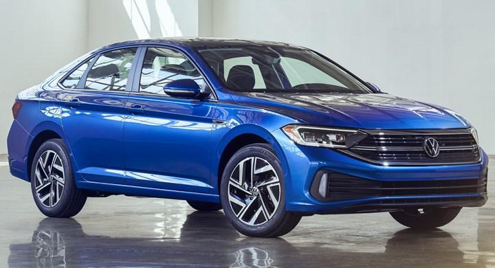 Yeni 2022 Volkswagen Jetta tanıtıldı: İşte tasarımı ve özellikler