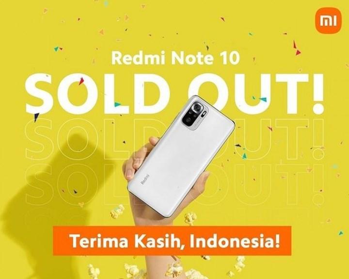 Redmi Note 10 şoku