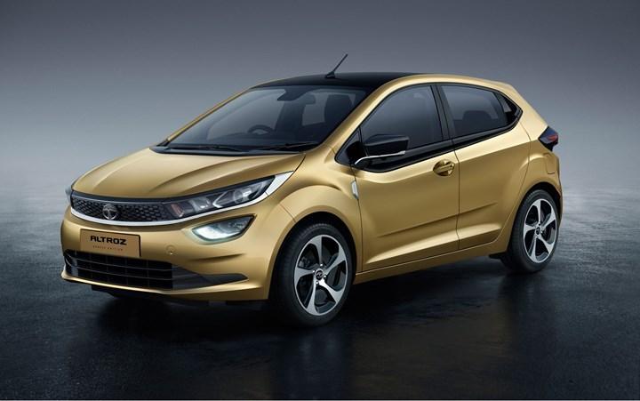 Tata'nın küçük SUV modeli Punch'tan ilk görsel geldi