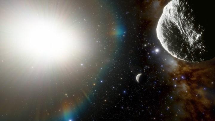 Güneş sistemindeki en hızlı asteroid keşfedildi