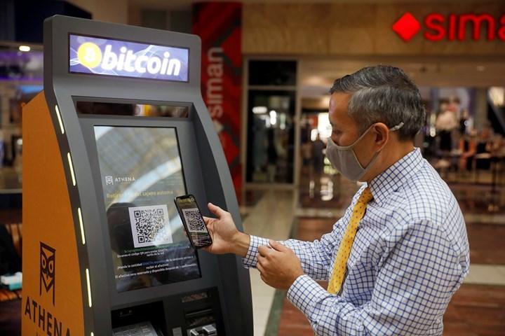 El Salvador, 200 adet Bitcon ATM'si kuracak