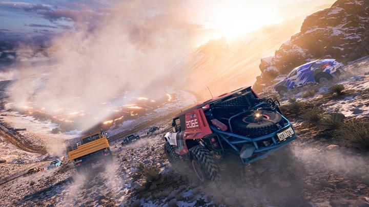 Forza Horizon 5'in ilk 8 dakikası paylaşıldı