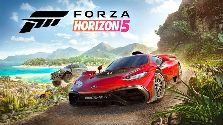 Forza Horizon 5 temalı Xbox kontrolcüsü duyuruldu