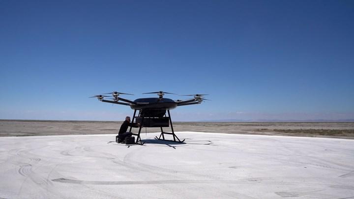 150 kg yük taşıyan DASAL Kargo 150 İHA özellikleri