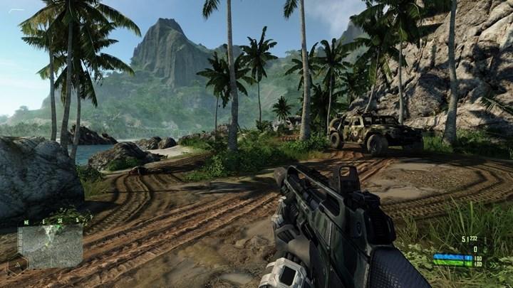 Crysis Remastered''ın Steam sayfası açıldı