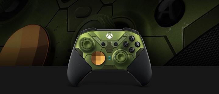 Halo Infinite temalı Xbox Series X ve yeni kontrolcü duyuruldu
