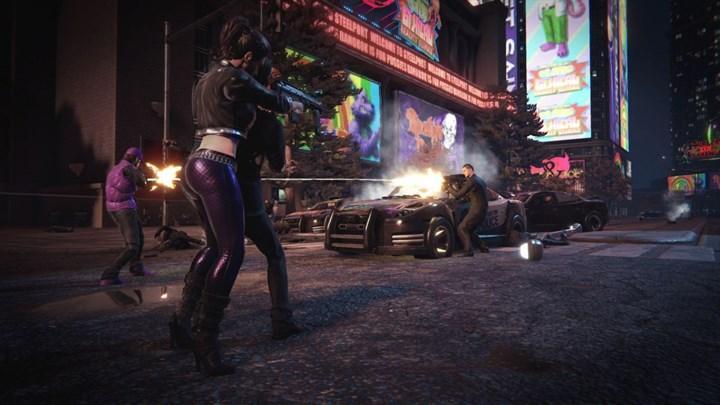 Saints Row: The Third Remastered Epic Games'te ücretsiz