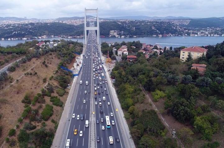 Fatih Sultan Mehmet Köprüsü bakıma alınıyor: 75 gün sürecek