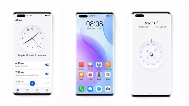 Huawei, EMUI 12 arayüzünü tanıttı