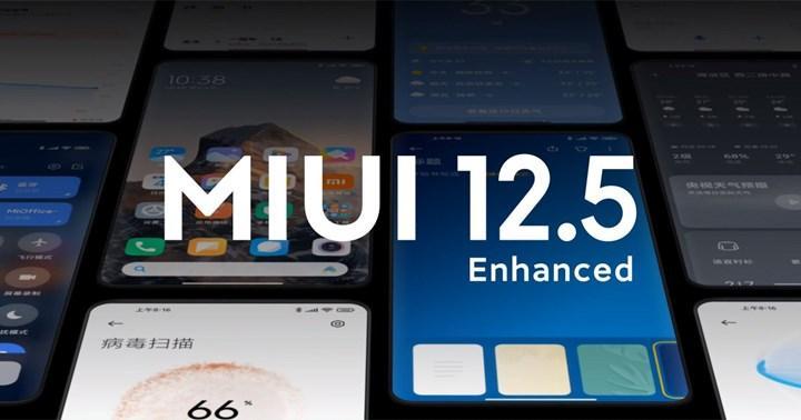 MIUI 12.5 Enhanced hangi Xiaomi telefonlara gelecek?