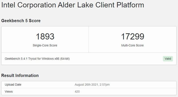 Intel Core i9 12900K, AMD Ryzen 5950X'i geride bıraktı