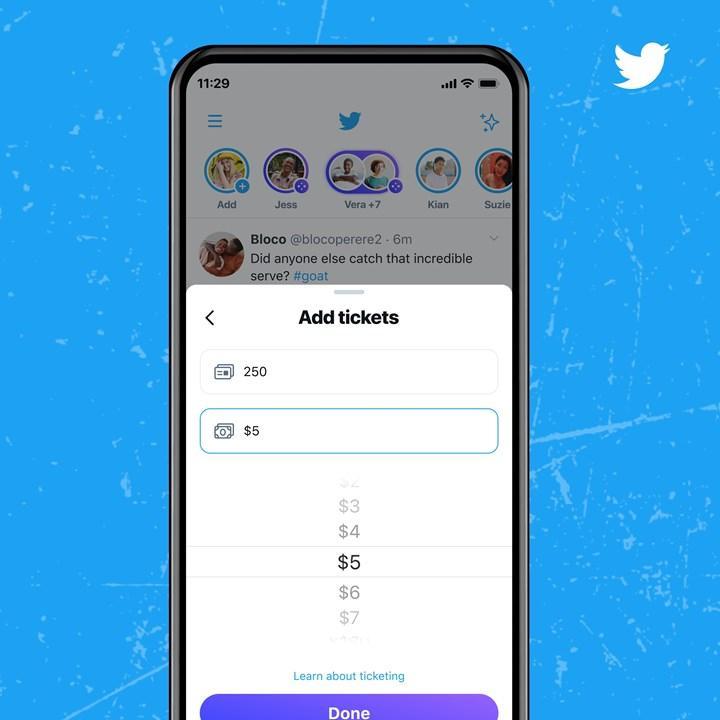 Twitter Biletli Sohbet Odaları özelliği artık kullanılabilir