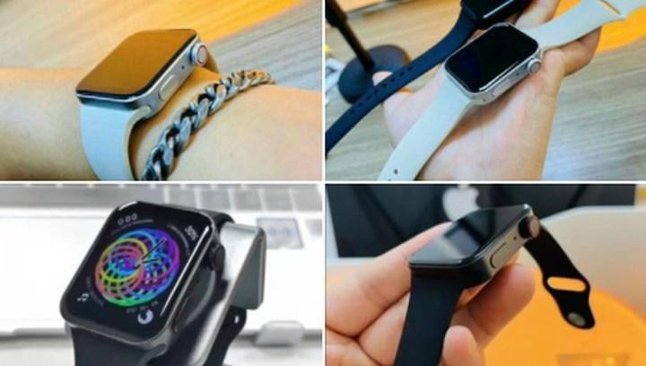Lansmanı bile yapılmayan Apple Watch Series 7, Çin'de satışta