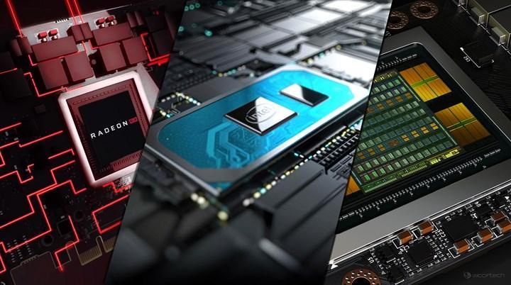Nvidia ve AMD payları