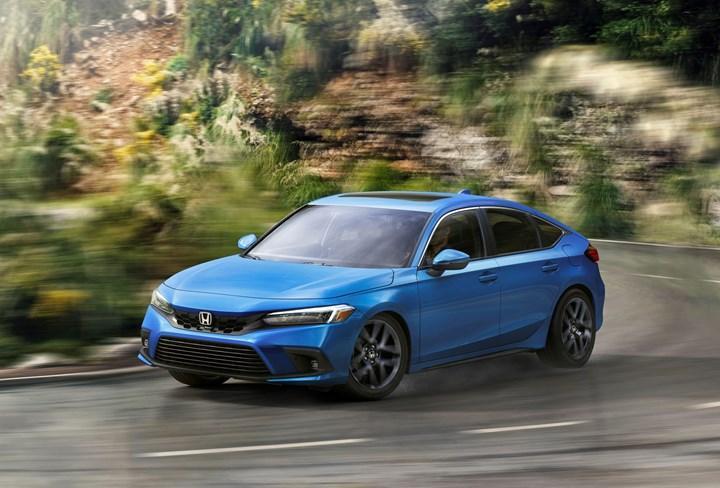 2022 Honda Civic Hatchback üretim tarihi belli oldu