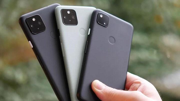 Google Pixel 5A, aşırı ısınma sorunu yaşıyor