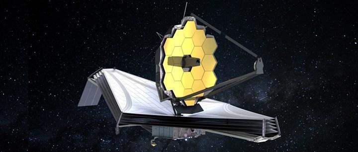 NASA, James Webb'in fırlatılmaya hazır olduğunu duyurdu
