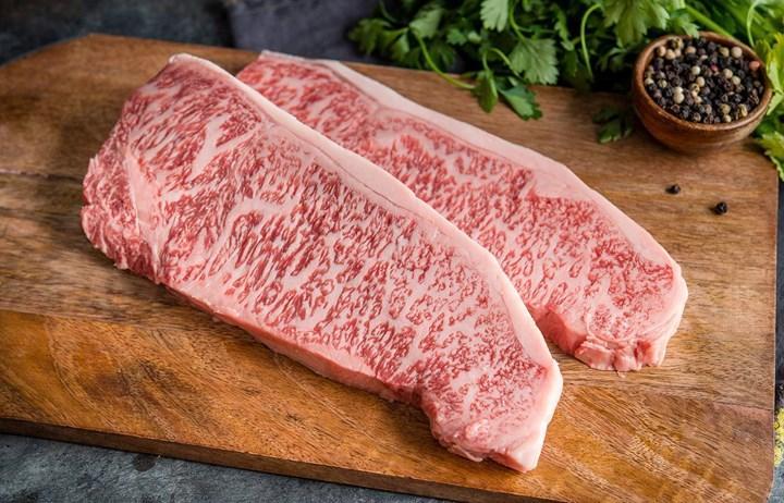 3D yazıyla Wagyu bifteği yapıldı