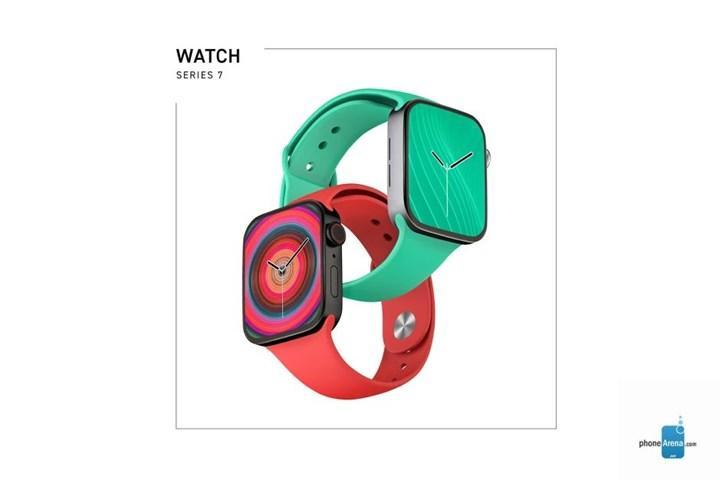 Apple Watch Series 7'nin görselleri yayınlandı
