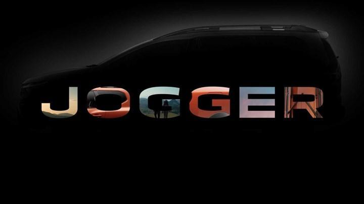Dacia'dan 7 kişilik aile otomobili geliyor: Dacia Jogger