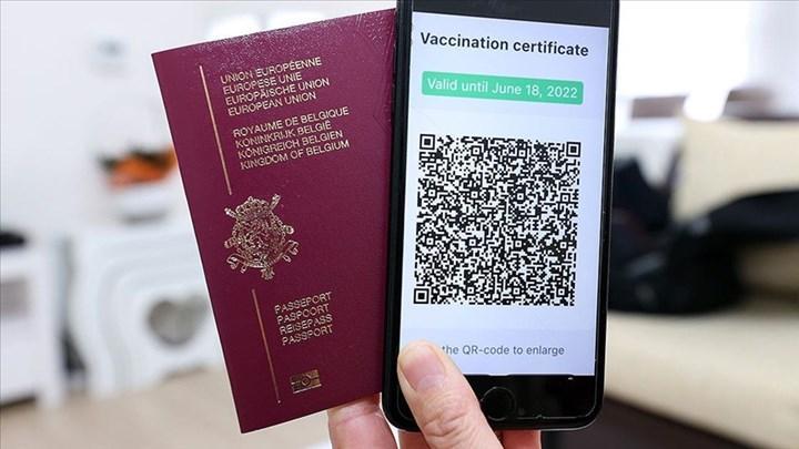 Türkiye, AB'nin Dijital Aşı Sertifikası Sistemi'ne dahil edildi