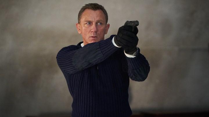 James Bond filmi No Time to Die için yeni fragman paylaşıldı