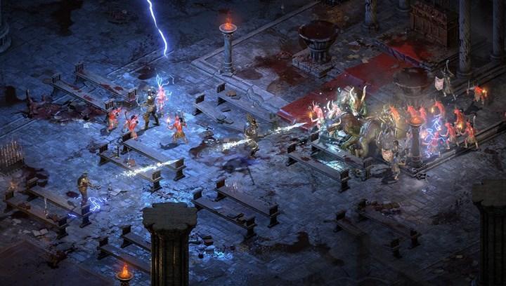 Diablo II: Resurrected'dan yeni videolar paylaşıldı