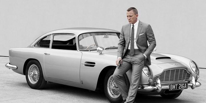 James Bond'un çalınan Aston Martin DB5'i 25 yıl sonra bulundu