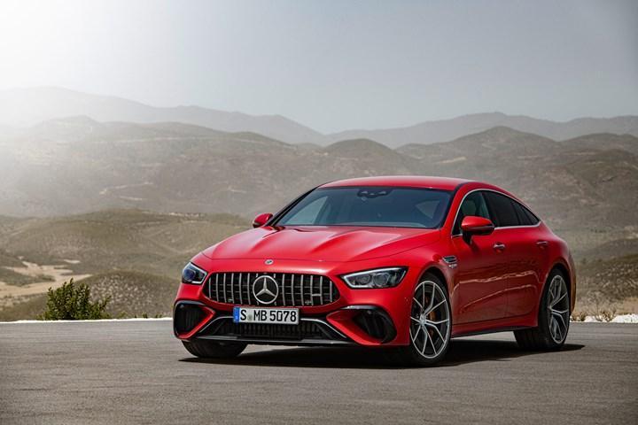 Mercedes-AMG GT 63 S E Performance tanıtıldı: 842 beygirlik PHEV