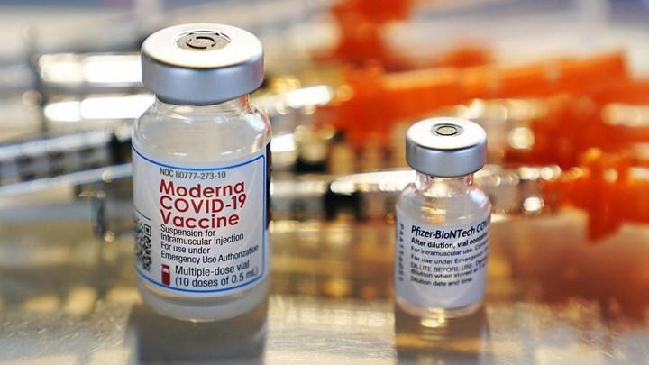 Moderna, BioNTech'ten iki kat daha fazla antikor üretiyor