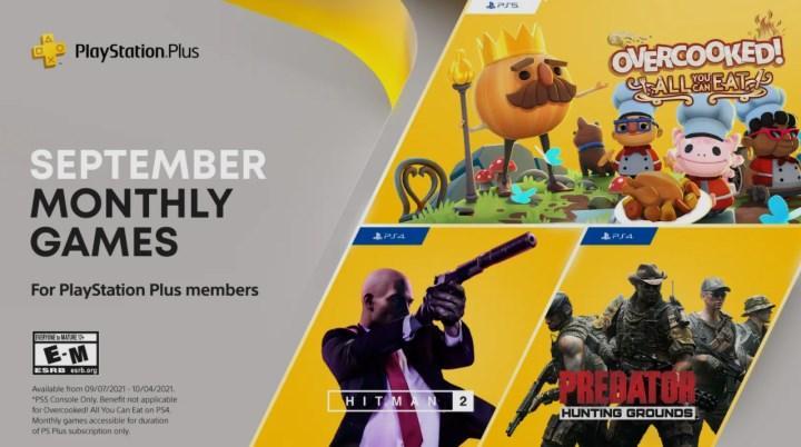 PS Plus Eylül 2021 oyunları belli oldu