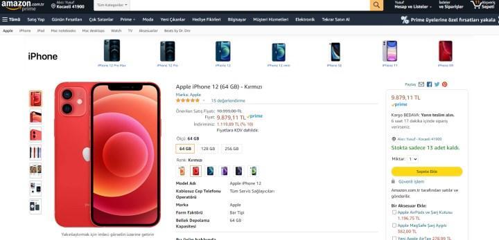 Apple ürünleri Amazon'da indirimli olarak satışta!