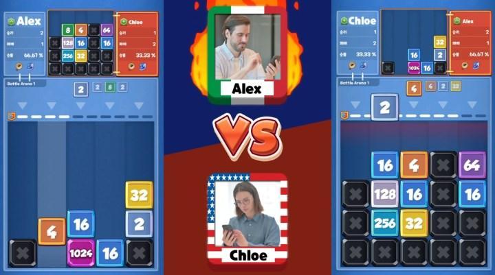 Drop Battle, iOS ve Android için çıktı