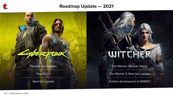 Cyberpunk ve Witcher 3'ün yeni nesil sürümü bu yıl çıkmayabilir