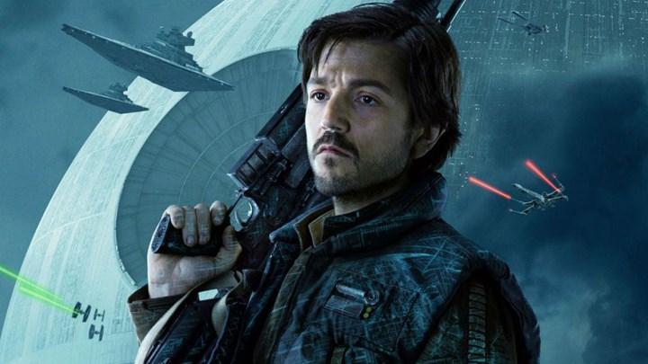 Star Wars dizisi Andor'un çekimleri bitti