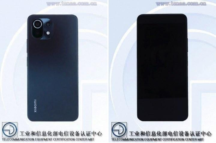 Xiaomi Mi 11 Lite NE akıllı telefonun özellikleri ortaya çıktı