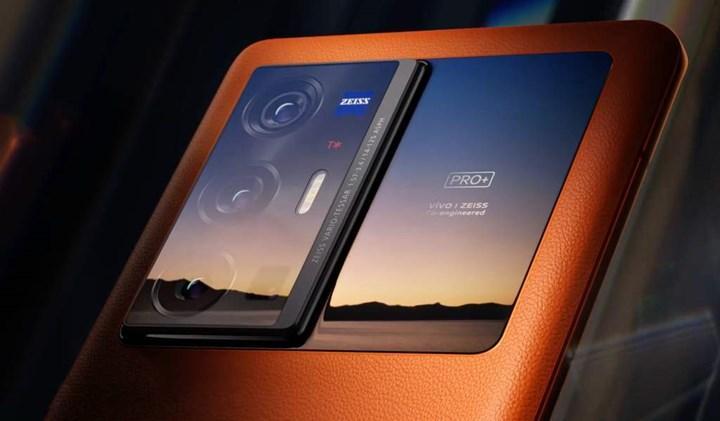 Vivo X70 Pro+ yakında piyasaya sürülecek
