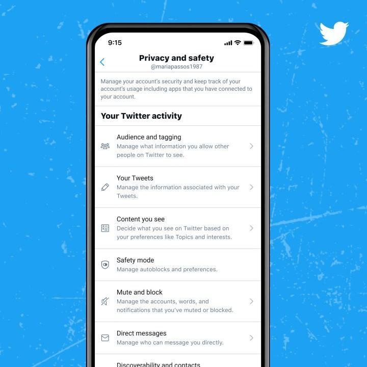 Twitter, Güvenli Modu test ediyor