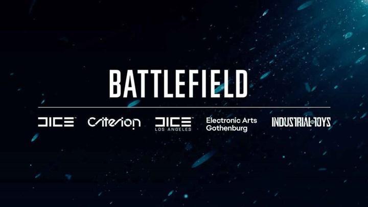 Battlefield Mobile Google Play'de gözüktü