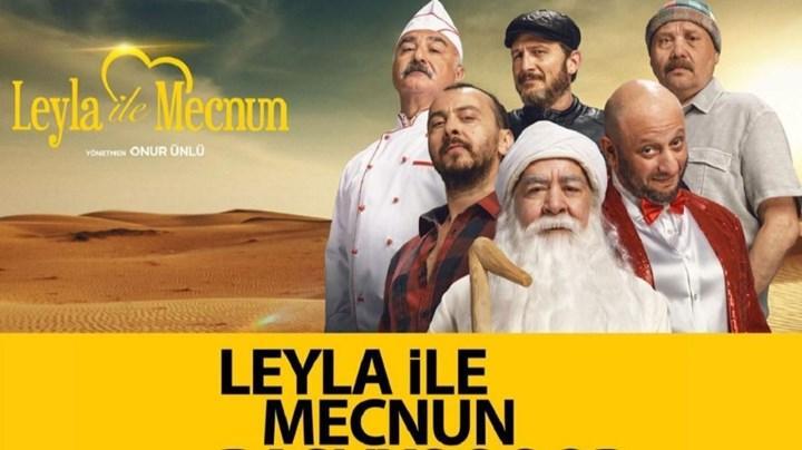 Exxen'den Leyla ile Mecnun müjdesi